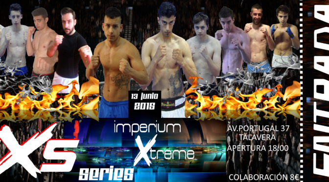 Evento: Imperium Xtreme Series,  Sábado 13 de Junio