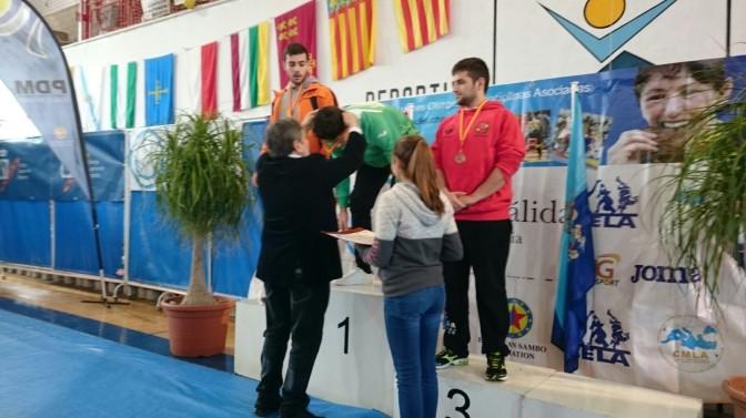 Entrega de premios campeonato de España Jóvenes y promesas
