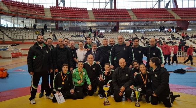 Resultados Campeonato de España