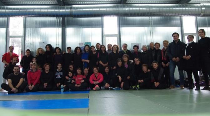 Finalizado circuito de Talleres de autoproteccion y defensa personal femenina.